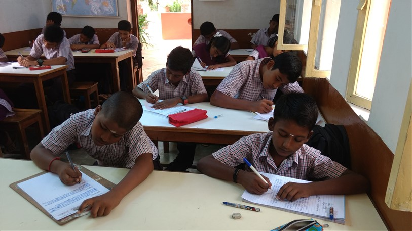 Essay Competition in Tamil & English 21st July 18