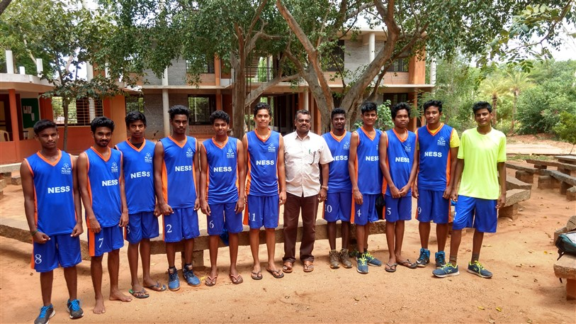 Basket Ball  Tournament at Mailam 16th Aug 18