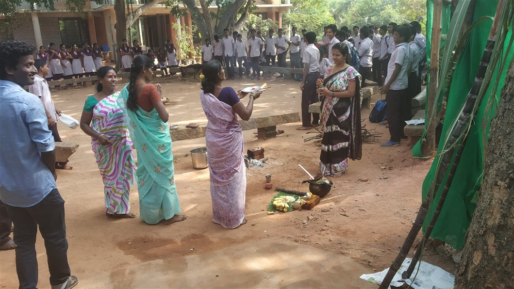 Pongal Celebration 2019