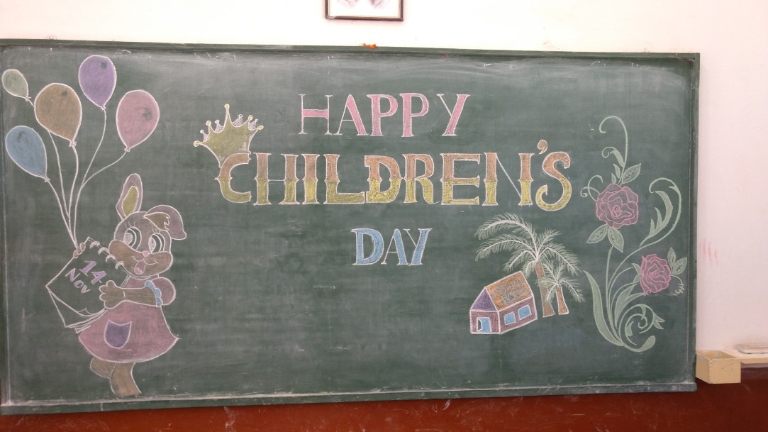 Children's Day Celebration 14th Nov 2019