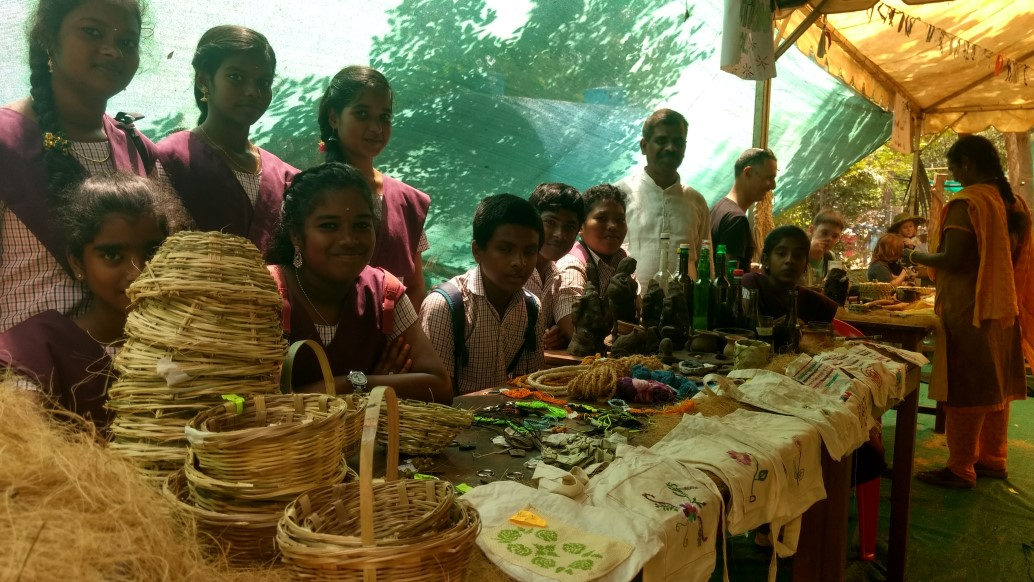 Endangered Craft Mela at Youth centre, Auroville – (24-29 Mar 2020 )