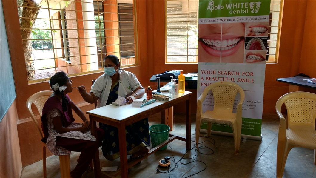 Dental Camp by Apollo Hospitals