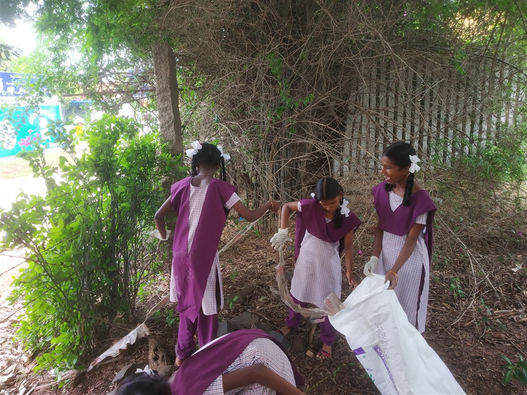 World Clean-up day 21st Sep 2019
